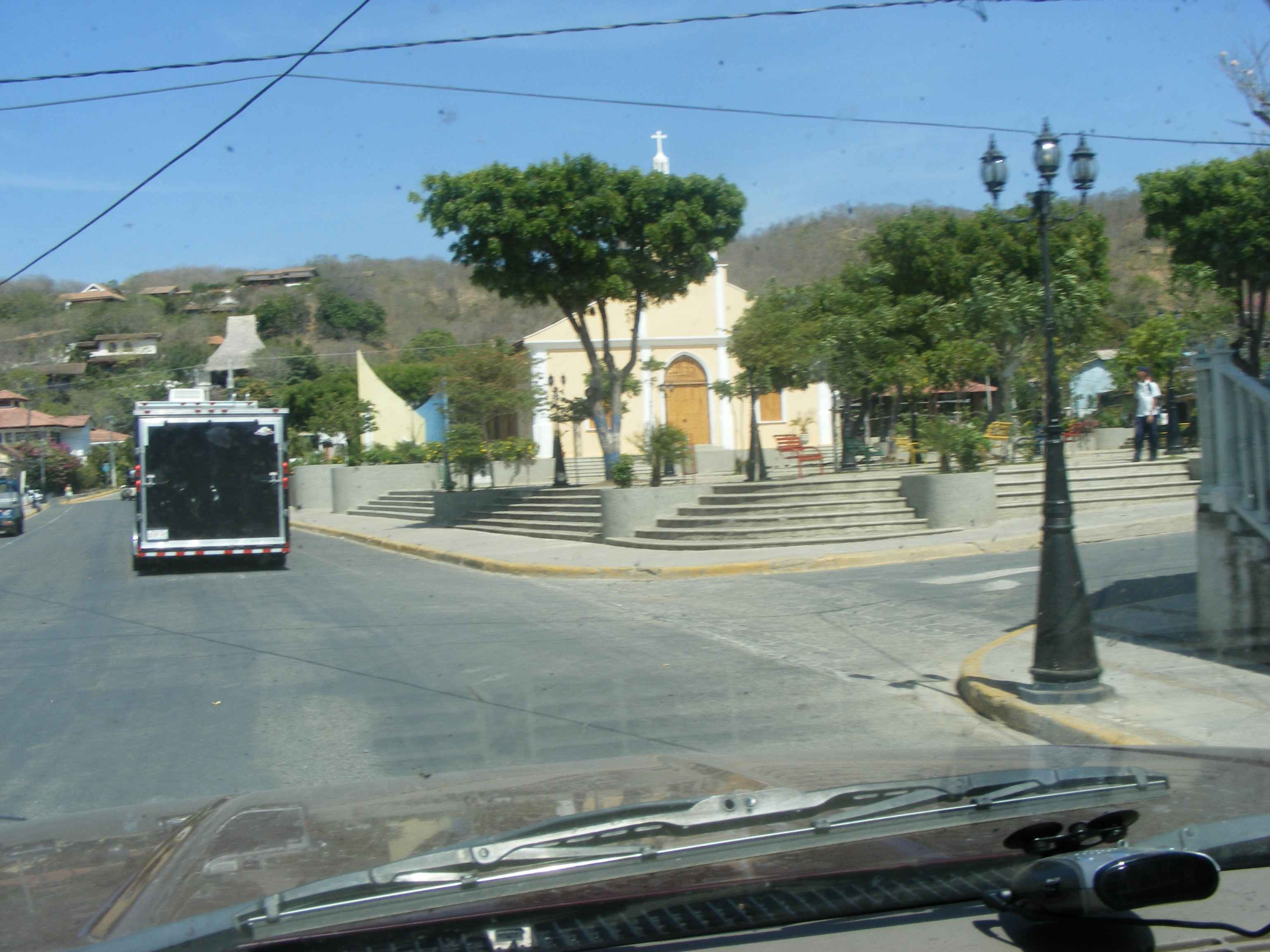 Leaving San Juan del Sur