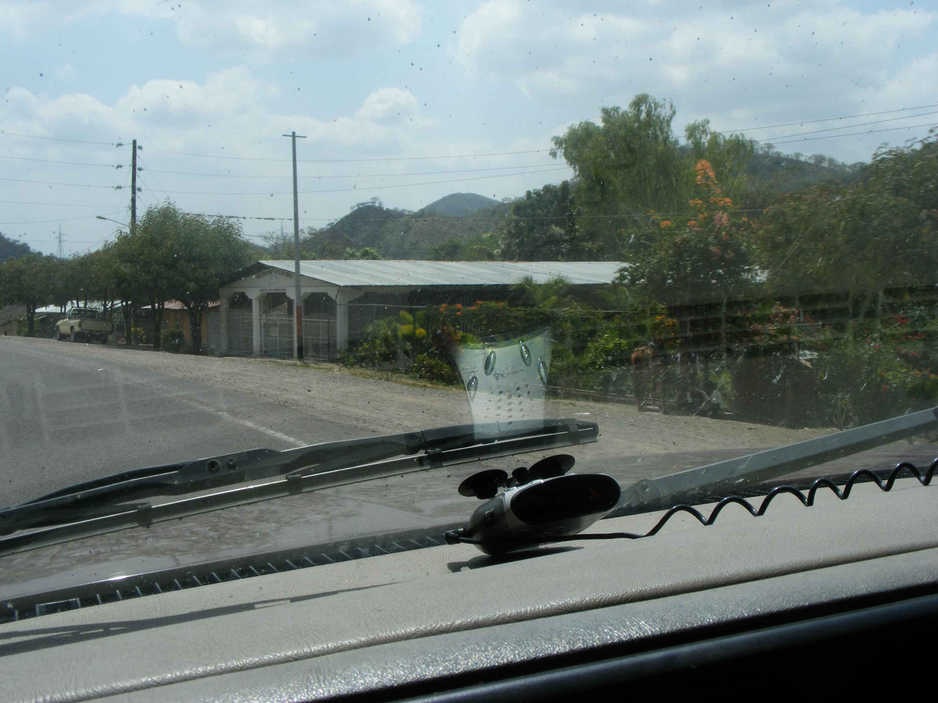 Nicaragua Village
