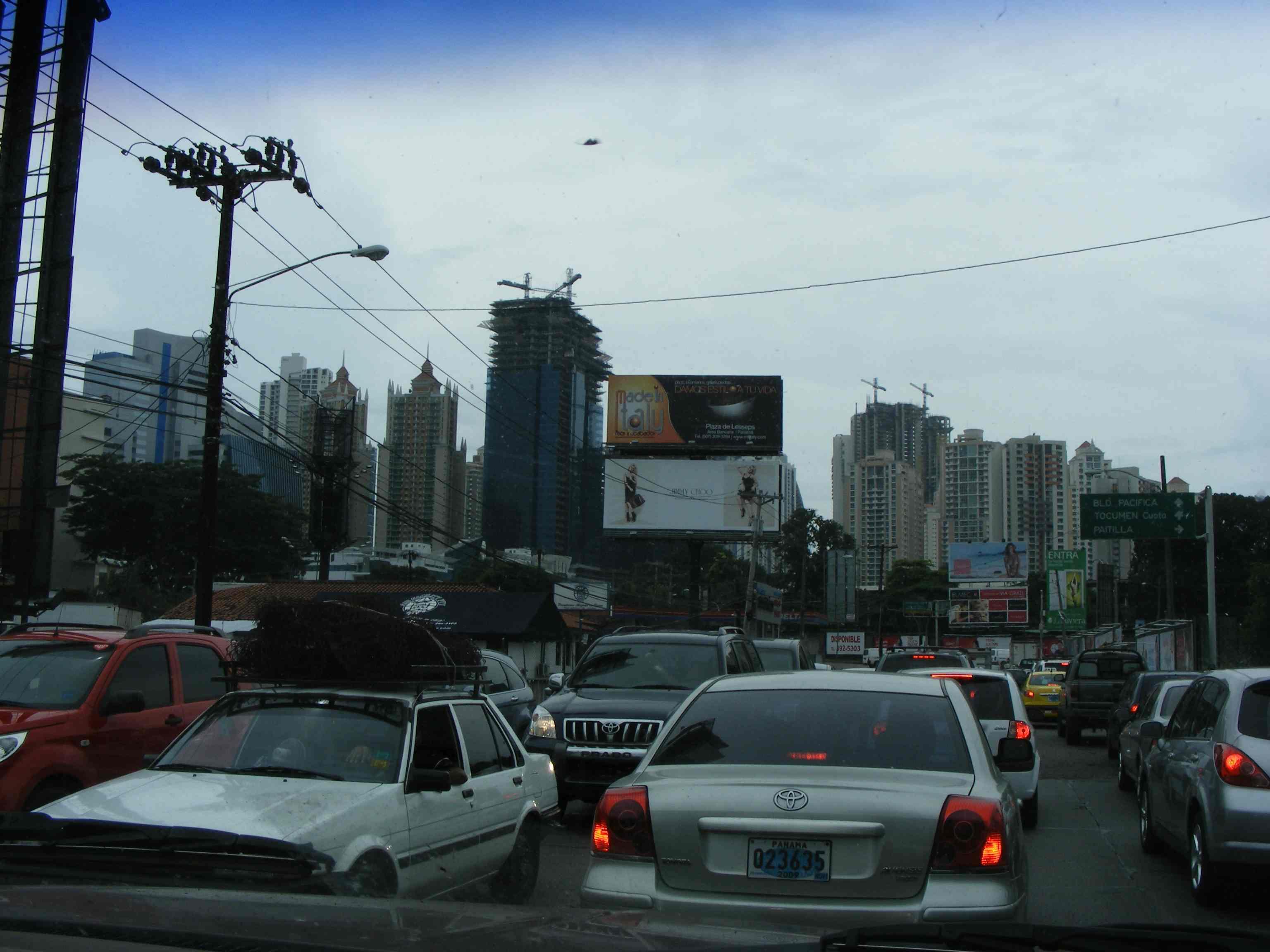 Panama City Traffic