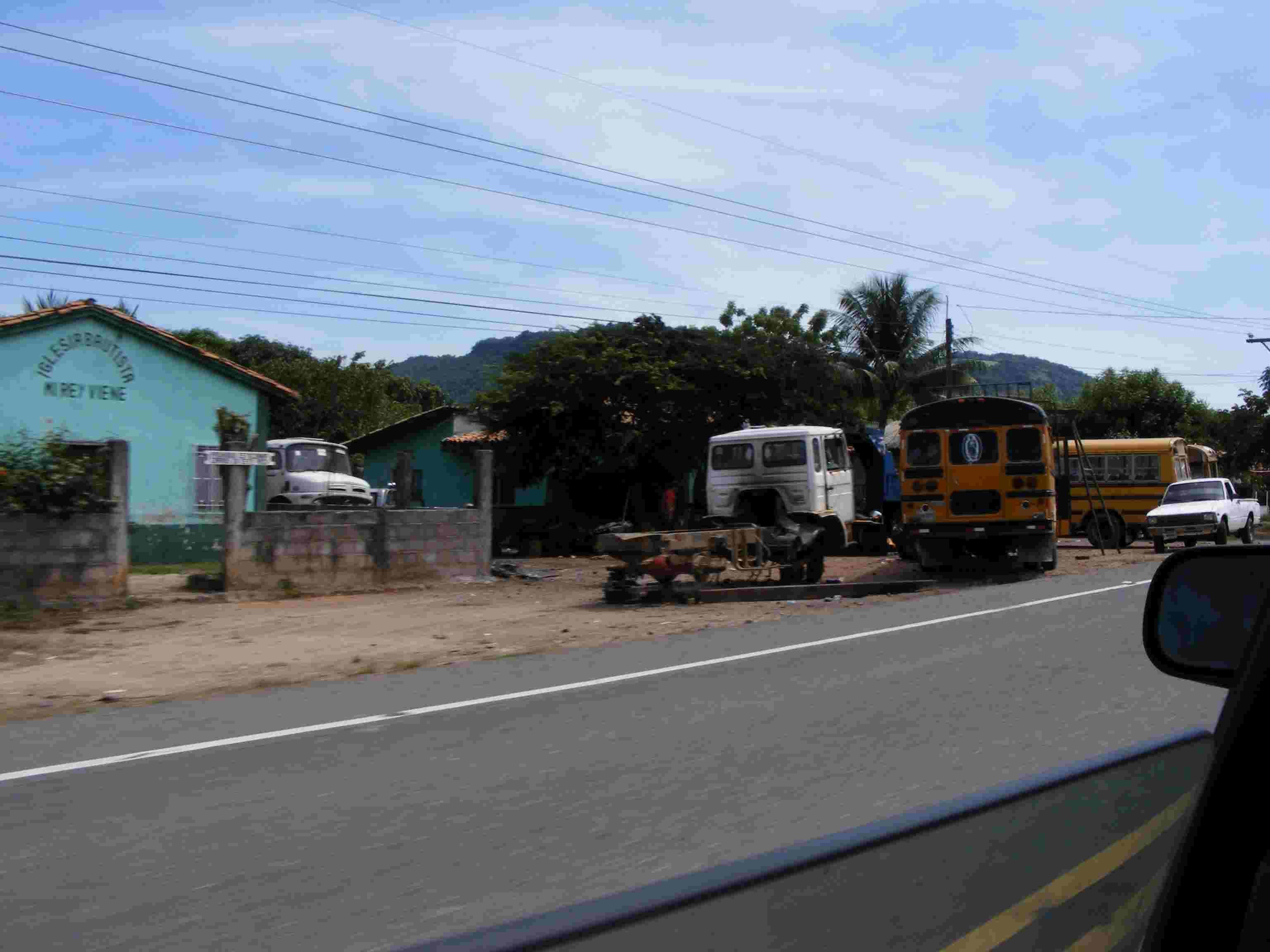 Honduras' village